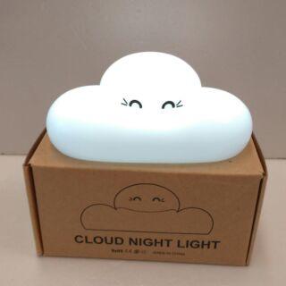 雲朵小夜燈