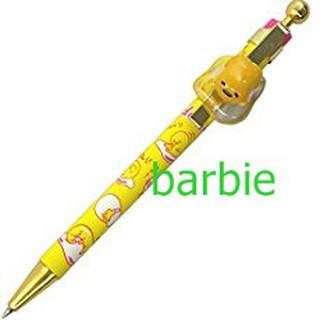 ☆barbie芭比的店- 蛋黃哥 原子筆 黑色原子筆 筆芯0.5mm 賠售 出清