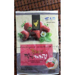 韓國海苔~新口味-草莓,特價$80元