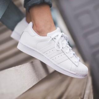 Adidas Originals SUPERSTAR 愛迪達 貝殼頭 B27136 男女鞋 白色