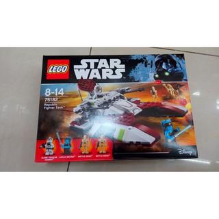 LEGO 樂高 75182 STAR WARS 星際大戰 Republic Fighter Tank