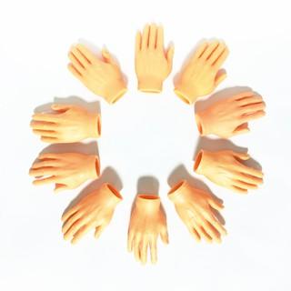 Archie McPhee SET OF 10 FINGER HANDS 手掌 玩具