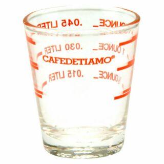 Tiamo玻璃量杯1.5oz