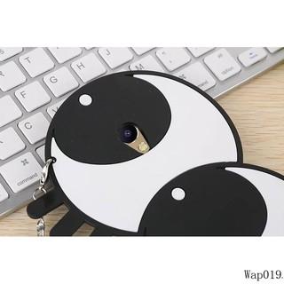 魅族魅藍note5手機殼大眼睛可愛鏈子 日韓女款魅藍5硅膠保護套潮