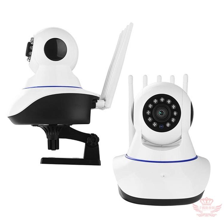 UTA HD9 網路監視器【2019五天線版】手機批發網 10燈夜視 安卓IOS共用 攝影機 即時監控 雙向對話 VS1