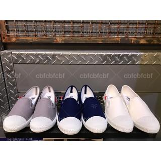 台灣製造 經典懶人鞋 灰/藍/白 (8110) 女鞋