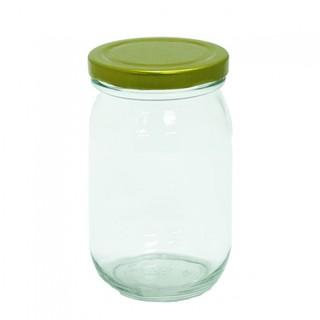 ❤iq7x4❤玻璃罐/果醬瓶/玻璃瓶/美乃滋罐/空瓶-大(450ml)*50入-1250(25元/入)手工辣椒罐