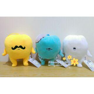 Sanrio 三麗鷗 牙齒人 喪屍牙 金牙 虎牙 白牙 蛀牙 牙齒 娃娃 玩偶 吊飾 生日禮物 情人節禮物 小孩最愛