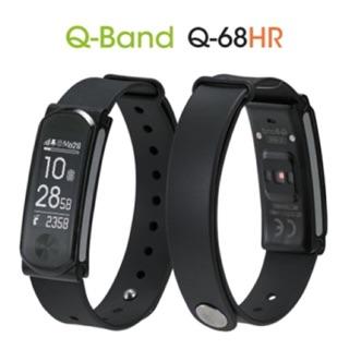 Q-Band Q-68HR 健康智慧手環