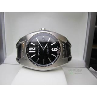 【我还在等】BVLGARI 寶格麗 Ergon系列 大錶徑 機械錶~原廠盒裝