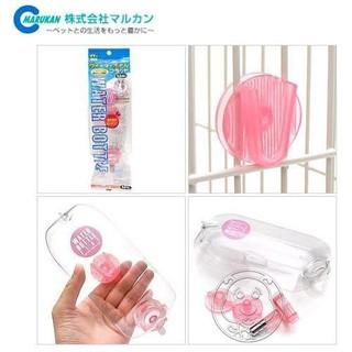 【 zoo寵物商城 】日本品牌MARUKAN》WBF-350 寵物兔專用飲水瓶(350ml)