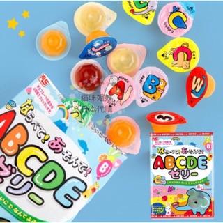 日本AS英文字母綜合水果果凍(396g)一包22個入16gx22