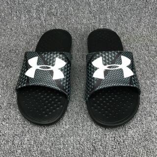 UA男士拖鞋 安德瑪運動拖鞋 UA籃球拖鞋 安德瑪拖鞋 1287403