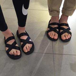 NIKE ROSHE ONE SANDAL 繃帶 踩腳 女鞋 運動 拖鞋 涼鞋 830584-001