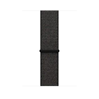 42 公釐黑色運動型錶環 Apple Watch 錶帶