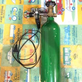 CO2鋼瓶-5L-送電磁閥