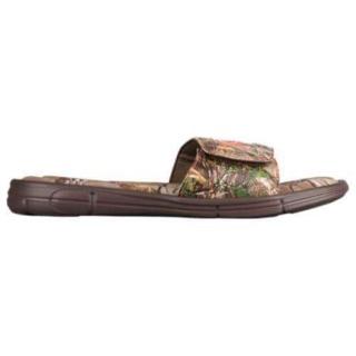 UA 叢林 迷彩 拖鞋