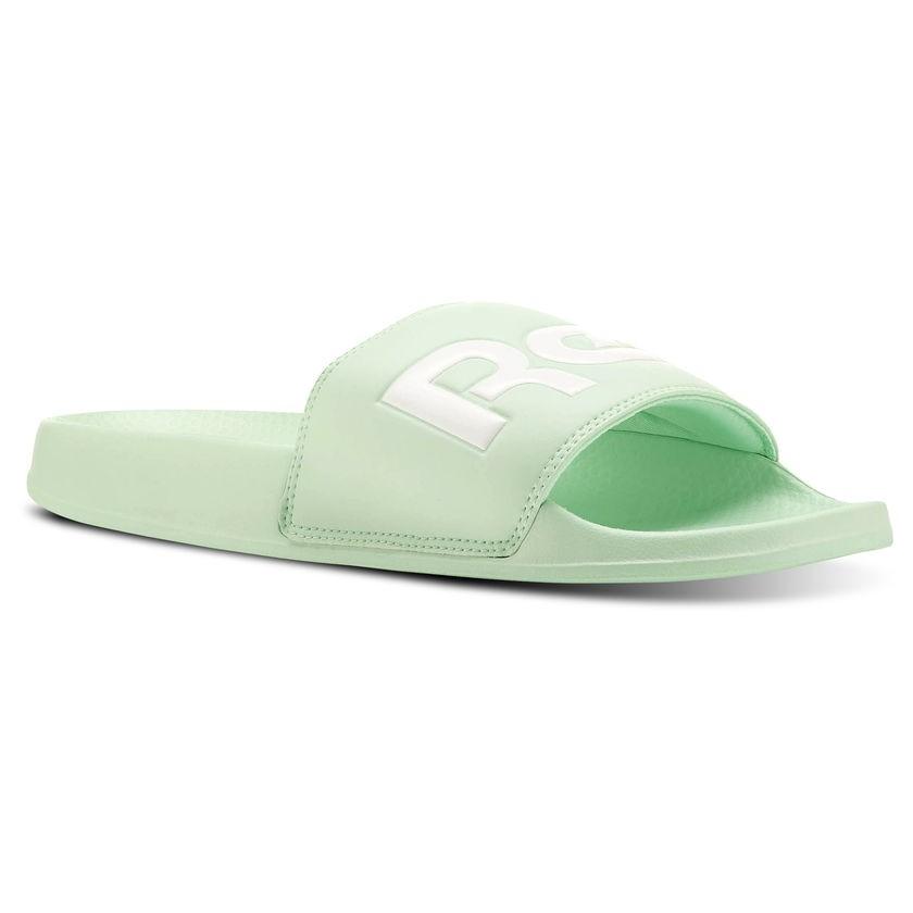 REEBOK Classic Slide 女鞋 拖鞋 休閒 基本款 輕量 舒適 粉橘 【運動世界】 CN4189