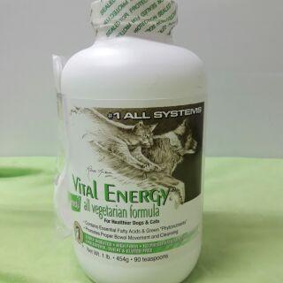 頂尖系列~Vital Energy 純素食超活力飲食添加物