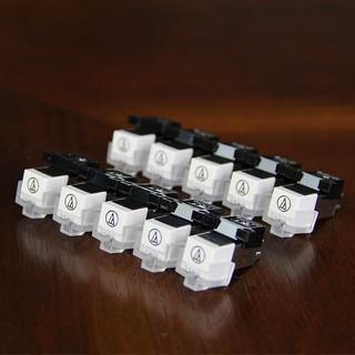 全新留聲機配件動磁唱頭MM 日本進口HIFI級 鍍金腳 鐵三角唱頭 唱針