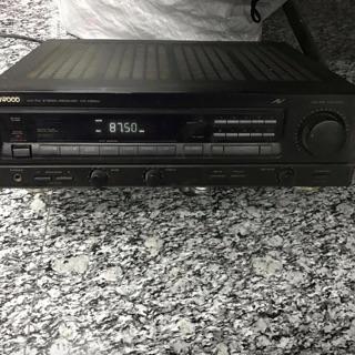 8新日本 Kenwood KR-A5520 .黑膠唱盤輸入 CD -direct 擴大機