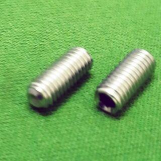 白鐵止付螺絲 M4*長4mm~20mm 不銹鋼無頭內六角螺絲