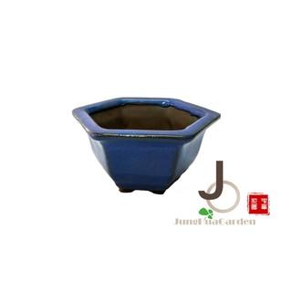 【中華花園】清倉價⭕️六角型紫砂盆 花盆 釉盆