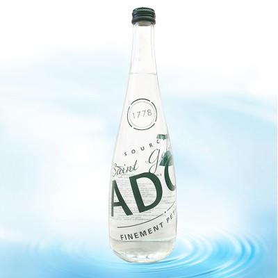 BADOIT 氣泡天然礦泉水 氣泡水 750ml X 12瓶 法國巴黎氣泡水
