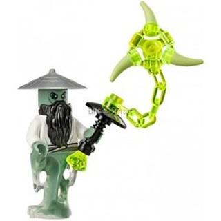 (全新)LEGO 樂高 Ninjago忍者系列 70590/70595 Yang(楊大師) 人偶 (如圖含武器)