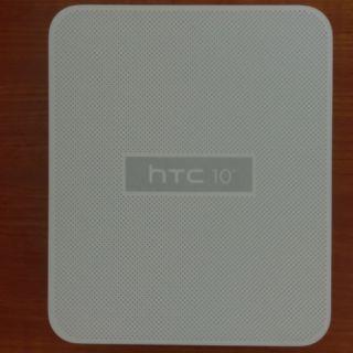 HTC 10 32G 星光銀 電池6/22才回原廠換新