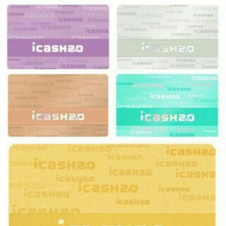 ♡7-11 限量版 Icash 2.0 ~知更鳥藍 經典Logo  二代卡 Tiffiny色 ~非悠遊卡 ,