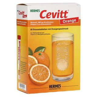 德國Hermes Cevitt維他命C 1000mg發泡錠