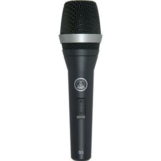 【竭力萊姆】全新 美國原裝 AKG D5S 專業 動圈式 演唱 麥克風 KTV