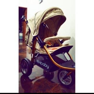 鋁合金 極新嬰兒車