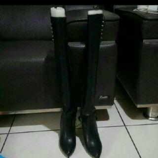 達芙妮膝上靴♥