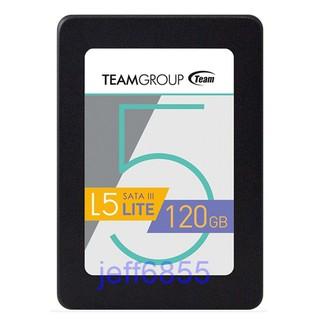 全新公司貨_十銓TEAM L5 LITE 2.5吋120G / 120GB SSD(SATA3固態硬碟,有需要可代購)