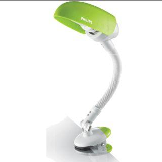 (全新)Philips 菲力浦 雨果夾燈 綠色