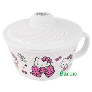 ☆barbie芭比的店- Hello Kitty-杯麵碗-泡麵碗