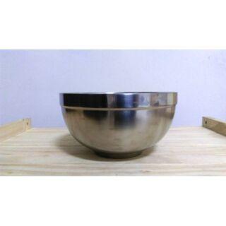 二手不鏽鋼碗(16cm)