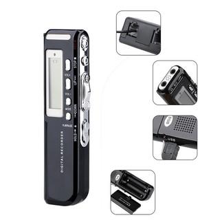 錄音 錄音筆 高音質 內建 8G 隨身碟 電話錄音 MP3 播放 LINE IN 課程 學習 FM收/錄音