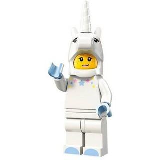【積木2010】樂高 Lego-全新 人偶包第13代 獨角馬女孩 Unicorn Girl (71008)