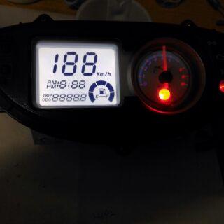 GP125 噴射 碼表/儀表板