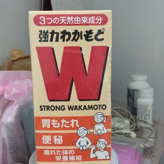 WAKAMOTO 若元錠 1000顆