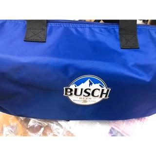 雪山啤酒旅行袋收納袋(質感還不錯)