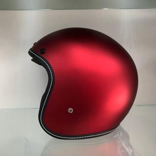 THH T383A+ 安全帽 車縫線THH 復古帽 雙鏡片 內墨鏡
