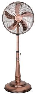 【家電購】藍普諾LAPOLO 16吋古銅立扇 LA-40MB