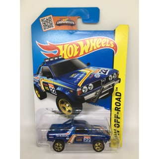 風火輪 Hot wheels Subaru 貨卡