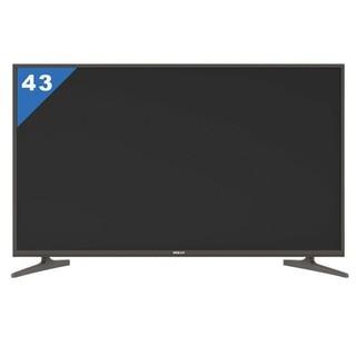 43吋 4K 聯網 LED液晶顯示器 HD-434KC1+視訊盒