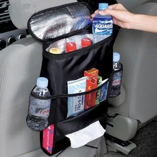 現貨不用等~汽車保溫袋 椅背收納袋 汽車 後座多功能置物  多功能椅背保溫袋 車用收納用品