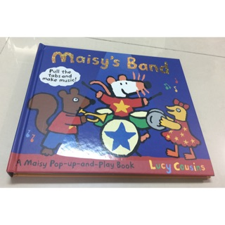 英國童書maisy:it's more fun with maisy操作書